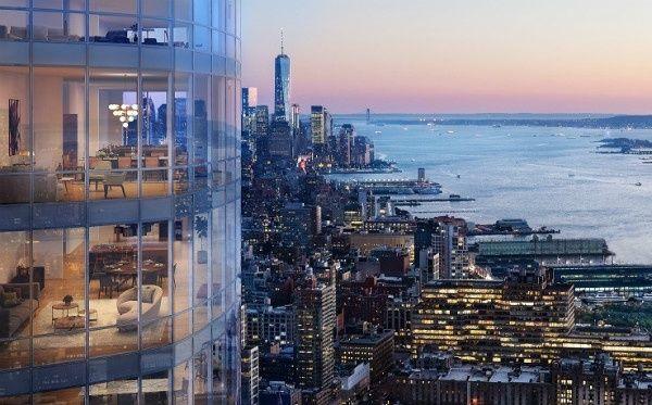 15 Hudson Yards बिक्री के लिए NY अपार्टमेंट