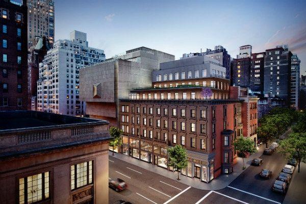 33 East 74 स्ट्रीट लक्जरी अपार्टमेंट Upper East Side न्यूयॉर्क
