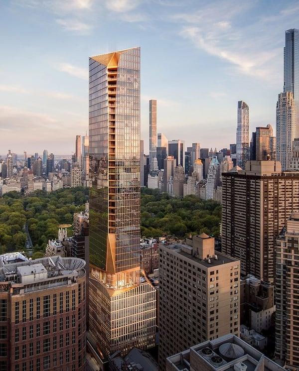 Upper West Side बिक्री के लिए लक्जरी अपार्टमेंट - 50 West 66 स्ट्रीट