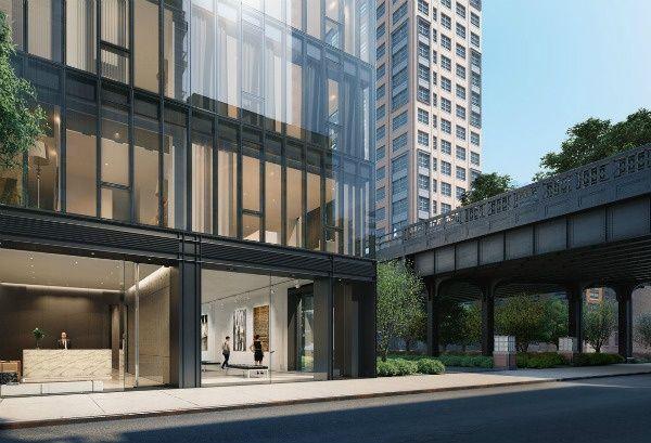 515 West 29 स्ट्रीट न्यूयॉर्क NYC - Hudson Yards बिक्री के लिए Condos