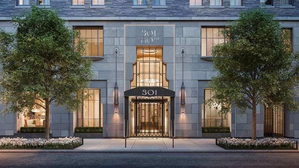 Upper East Side बिक्री के लिए घर-बेकफोर्ड हाउस और टॉवर