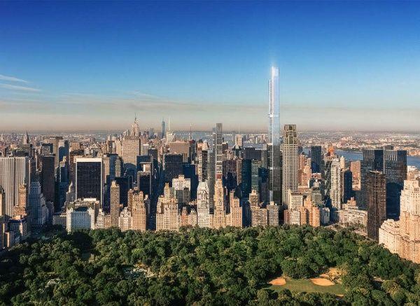 Central Park Tower बिक्री के लिए अपार्टमेंट