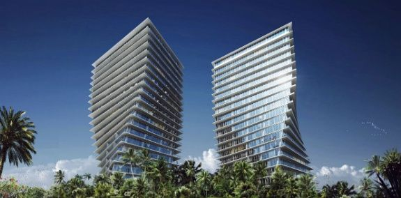 Luxury Buildings in Miami
