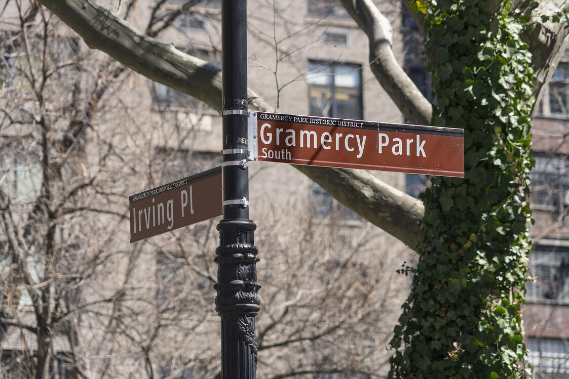 Gramercy पार्क