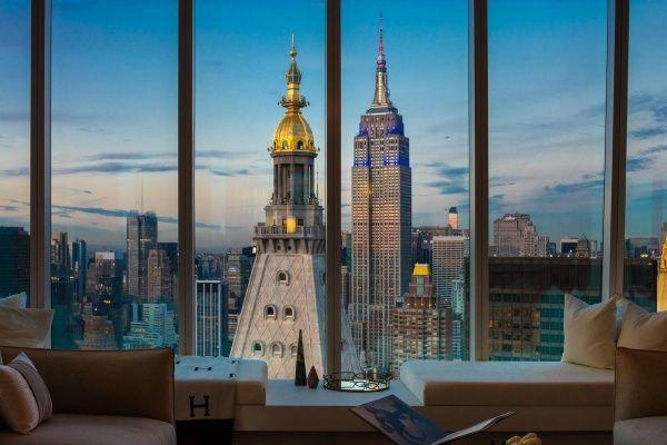 Madison Square Park टॉवर 45 पूर्व 22 सेंट NY