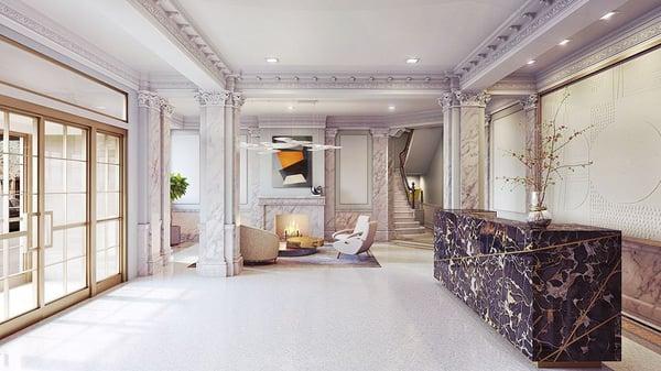 Upper West Side Condos - The Astor २३५ पश्चिम ७५ स्ट्रीट NY