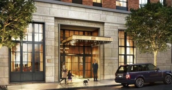 बिक्री के लिए मैनहट्टन अपार्टमेंट - The Kent २०० पूर्व ९५ स्ट्रीट NY
