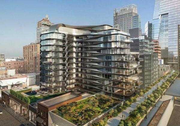 Zaha Hadid 520 West 28 स्ट्रीट - Hudson Yards बिक्री के लिए होम